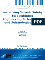 Increasing Seismic Safety by Combining