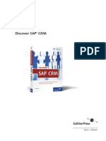 Sappress Discover Sap Crm