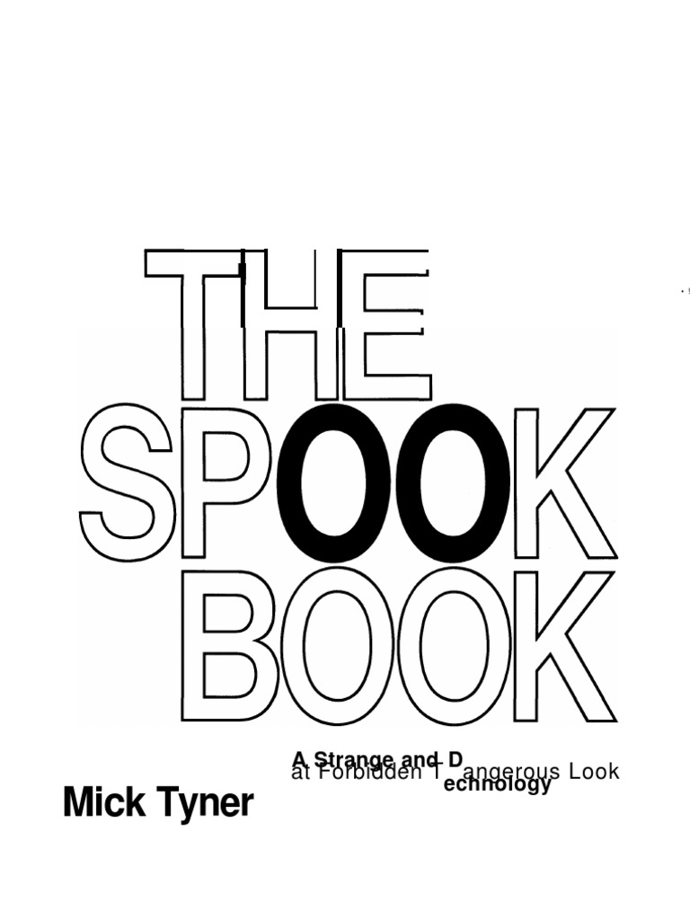 Spook Book Microphone Equalization Audio Transistoramp Software Circuit Wiring