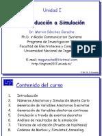 Unidad 1 - Introduccion a Simulacion 2019