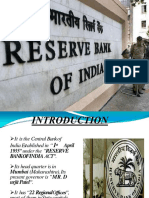 (RBI rules and regulation)