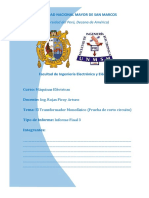 Informe Final 3 Maquinas Electricas