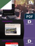 Fusión de universidades en el Perú