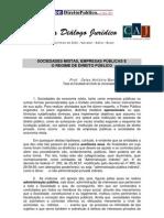 Dialogo Juridico 13 Abril Maio 2002 Celso Antonio Bandeira Mello