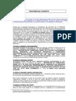 PROFORMA DEL CONTRATO (1)
