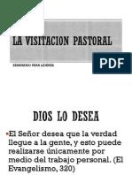 LA VISITACION ESPIRITUAL