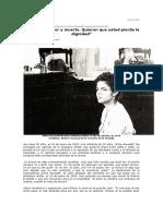 Entrevista a Dilma Rousseff expresidenta de Brasil