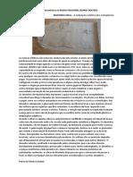 Maria de Fátima Lambert 37ª edição Ciclo Ações Estéticas quase instantâneas no MUSEU NACIONAL SOARES DOS REIS