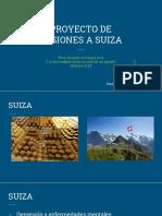 PROYECTO DE MISIONES A SUIZA
