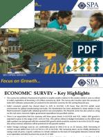 Union Budget - 2020-21 - SPA Capital