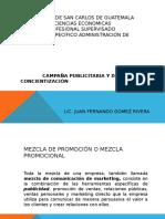 Campaña publicitaria y concientización.ppt