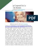 El Lenguaje Corporal En La Fotografía De Retrato.pdf