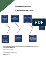 DIAGRAMA CAUSA EFECTO MUERTES X EDA