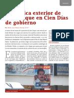 Márquez, Martha. La política exterior de Iván Duque en cien días de gobierno. .pdf