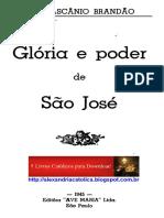 Glória e Poder de São José - Pe Ascânio Brandão.pdf