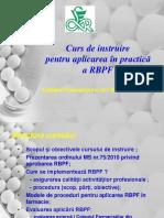 Curs de instruire pentru aplicarea RBPF.ppt