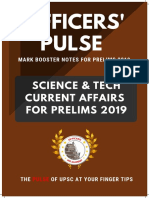 Science & Technology Current Affairs - Prelims 2019.pdf
