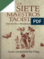 wong, eva - los siete maestros taoistas (novela).pdf