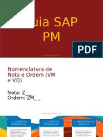 Guia Rapido SAP PM