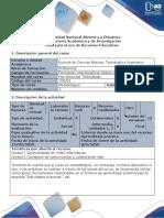 Guía para el uso de recursos educativos - Tutoriales para realizar las Tareas 1,2 y 3