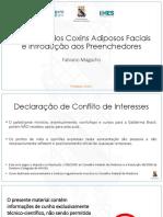 Coxins Adiposos Faciais e Introdução aos Preenchedores - Alunos.pdf