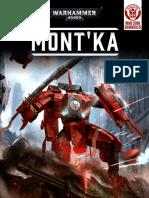 Warhammer 40000 War Zone Damocles Montka