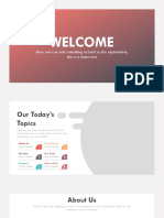 Free PowerPoint Presentation Template (With Animation)