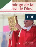 Subsidio Domingo de la palabra de Dios.pdf