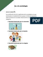 Introducción a la sociología tarea 5.docx