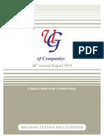 Bhanero Textile Mills Limited Annual Report 2019.pdf