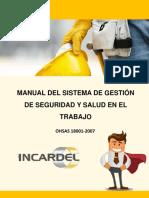 MANUAL DE SEGURIDAD Y SALUD EN EL TRABAJO