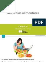 Ctic9 D4 Distúrbios Alimentares