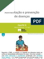 Ctic9 D6 Alimentação e Prevenção de Doenças