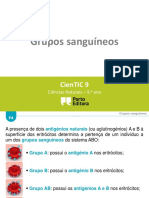 Ctic9 F4 Grupos Sanguíneos