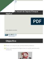 Abordagem inicial do choque séptico2019_3.0