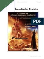 LIBRO 2º - Listado Codigos AGESTA (actualizados a Junio 2019)
