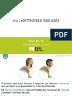 Ctic9 N4 as Hormonas Sexuais