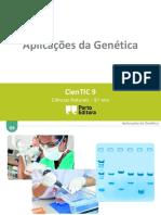 Ctic9 O5 Aplicações Da Genética