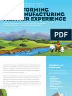 Salesforce - Manufacturing Partners eBook