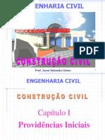 1. Cap. I - Providencias Iniciais.ppt