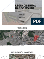 Colegio Gerardo Molina final