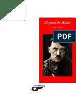 El Peso de Hitler - Greg Johnson