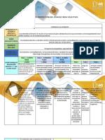 Matriz de proyección del plan de vida colectivo jhonf (1)