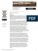 El curriculum_ un acercamiento profundo al término y los desafíos que presenta en las instituciones educativas.pdf