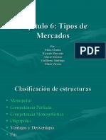 Presentación - Tipos de Mercados