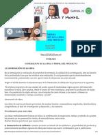 1.- GENERACION DE LA IDEA Y PERFIL DEL PROYECTO _ TODO INGENIERIA INDUSTRIAL