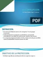 2.  LA CORRUPCION.(Dr. Rony López Contreras 1 (1)