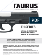 Manual Armas Taurus Série TH