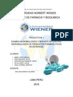 Control-Microbiologico-No esteriles