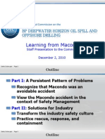 Safety Culture in the Offshore Drilling Industry